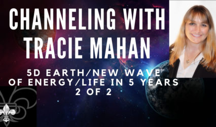 Channeling about the 5D Earth and New Wave of Energy 2 of 2